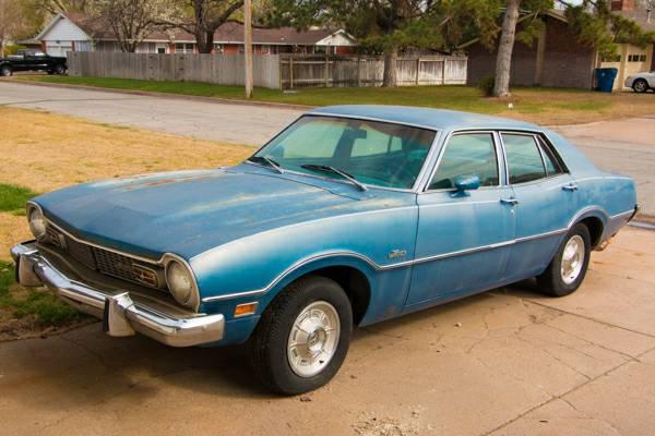 Ford Dealership Charlotte >> 1973 Ford Maverick 4 Door For Sale in Riverside, Kansas