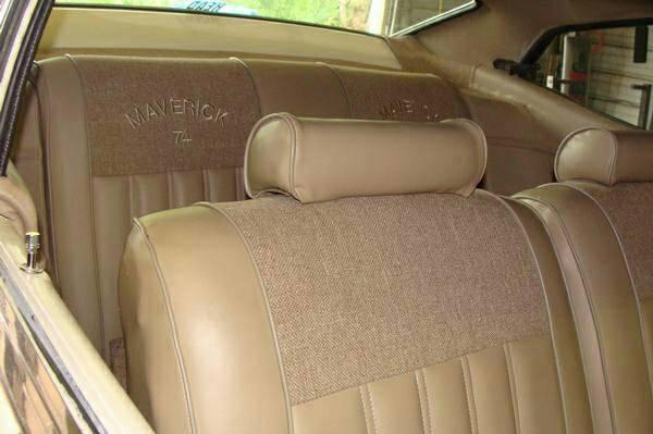 1974 Ford Maverick 2 Door For Sale in DeLand, Florida