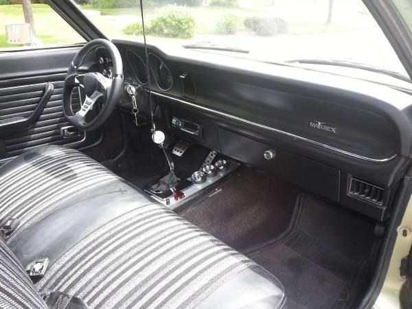 1973 Ford Maverick 2 Door For Sale in Overland Park, Kansas