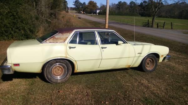 1976 Ford Maverick 4 Door For Sale in Cullman, Alabama