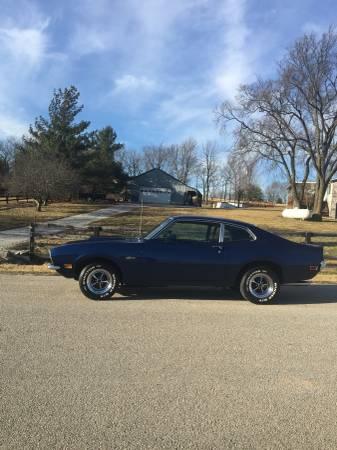 1971 Ford Maverick 2 Door For Sale in Frankfort, Kentucky