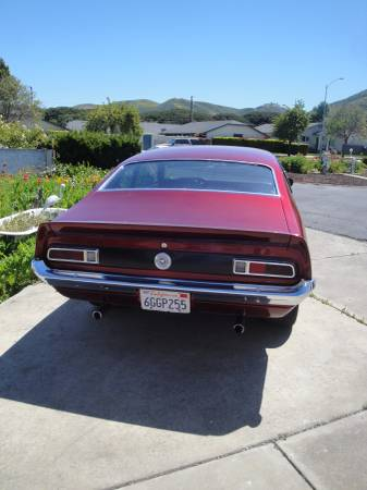 1971 Ford Maverick Grabber For Sale in Lompoc, California