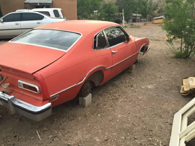 1970 Ford Maverick Two Door For Sale in Santa Fe, New Mexico