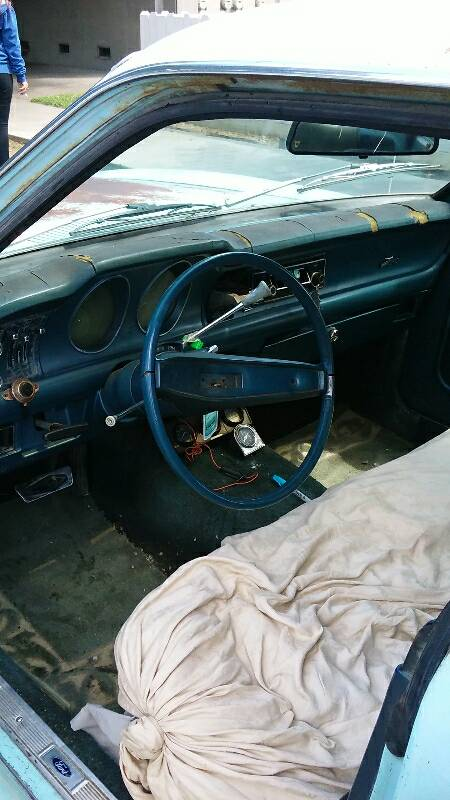 1974 Ford Maverick Four Door For Sale in Woodland, California