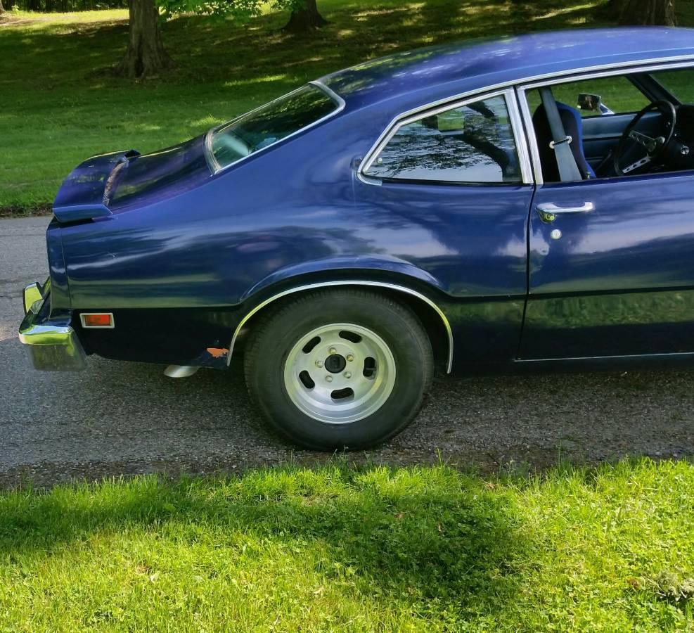 1977 Ford Maverick 2 Door For Sale in Lansing, Michigan