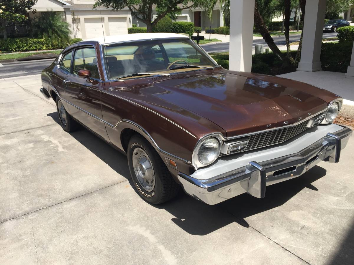 1975 Ford Maverick Two Door For Sale in Orlando, Florida