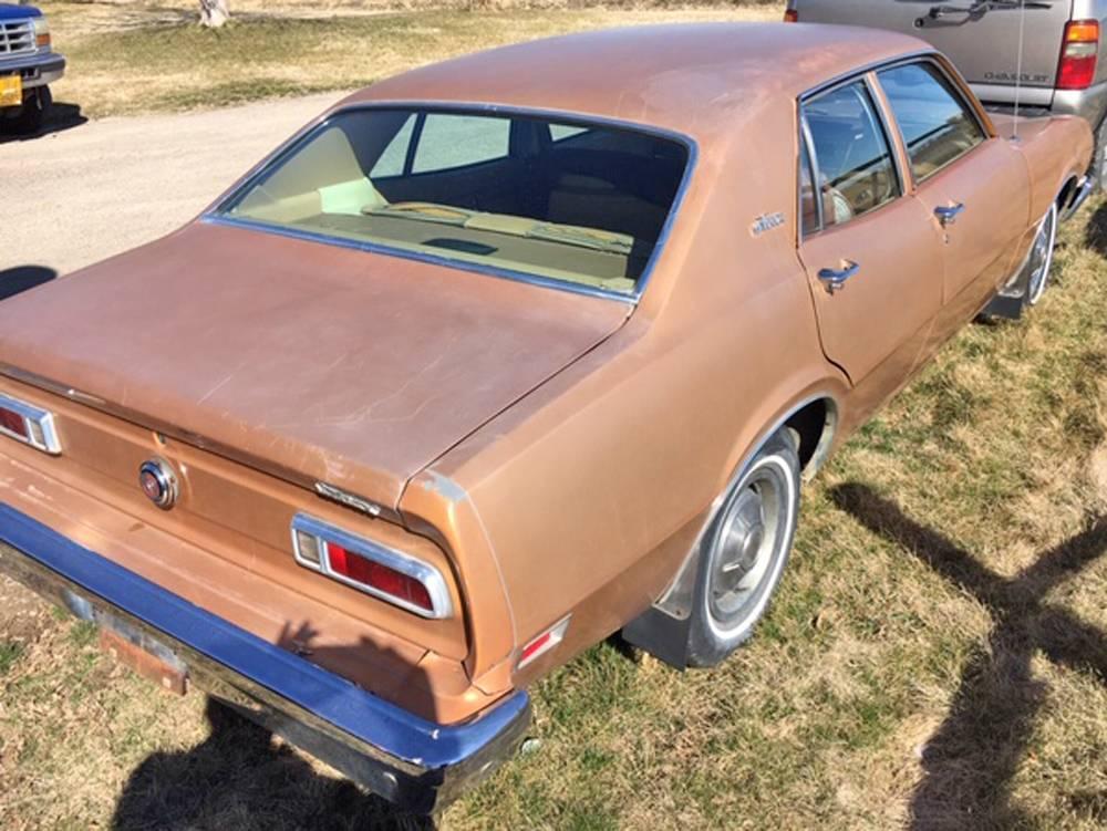 1973 Ford Maverick 4 Door For Sale in Fruitland, Idaho