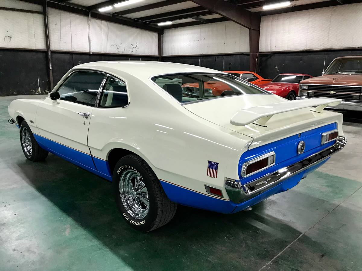1972 Ford Maverick Two Door For Sale in Sherman, Texas