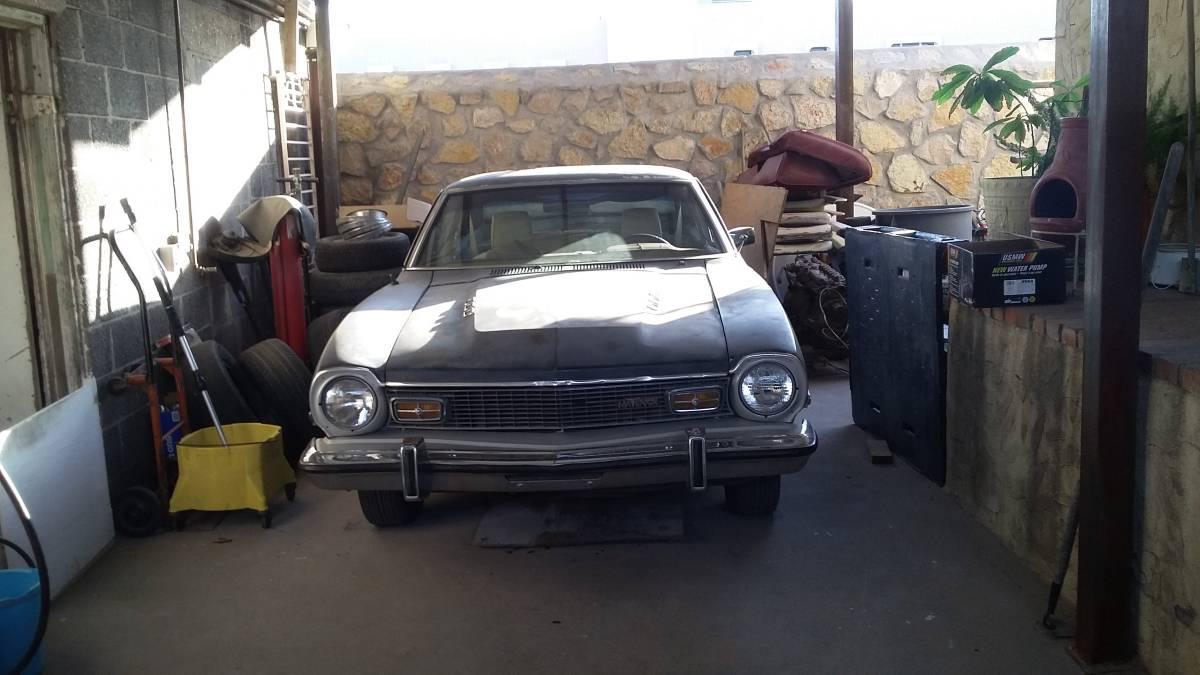 1973 Ford Maverick Two Door For Sale in El Paso, Texas