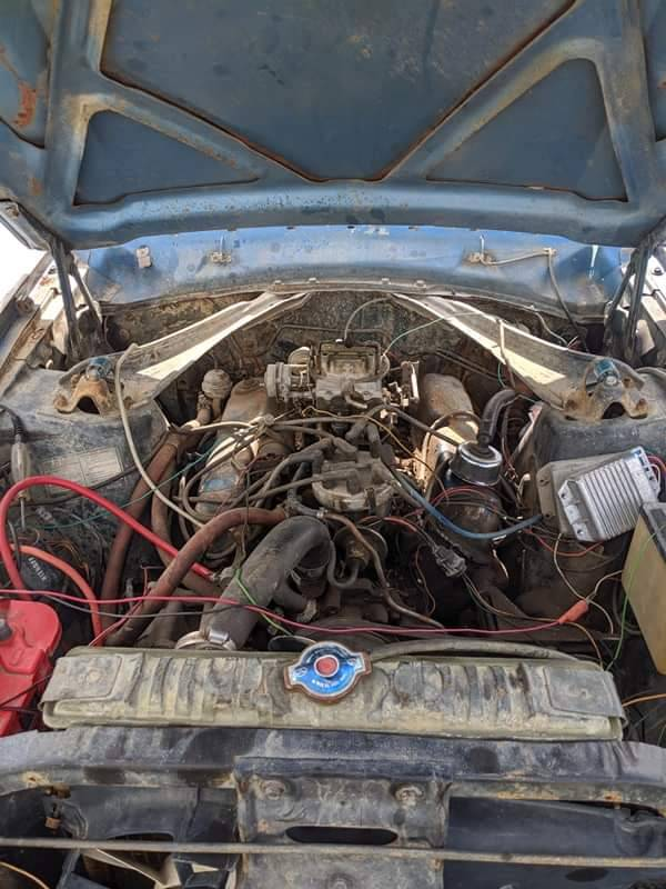 1970 Ford Maverick 2 Door Project For Sale in Kalispell ...
