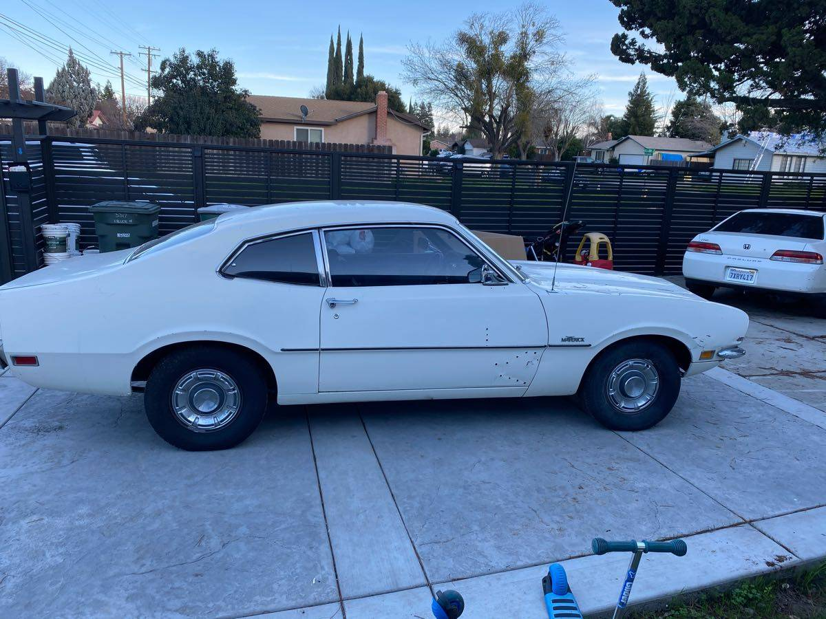 1970 Ford Maverick 2 Door Auto For Sale in Hayward, California