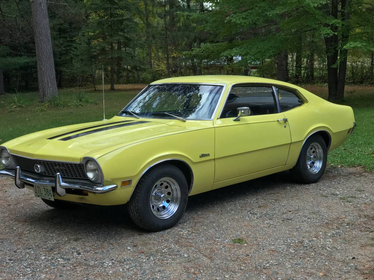 1971 Ford Maverick 2 Door 6cyl Auto For Sale in Grand ...