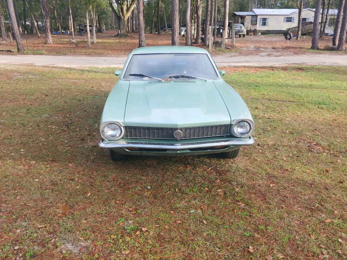 1972 Ford Maverick 2 Door 6cyl Auto For Sale in ...