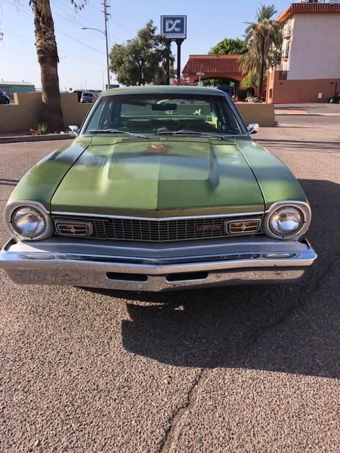 1974 Ford Maverick 4 Door For Sale in Phoenix, AZ
