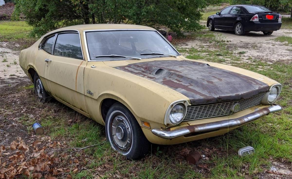 1972 Ford Maverick 2 Door For Sale in Cheraw, SC