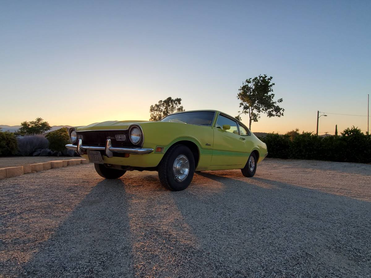 1972 Ford Maverick Grabber For Sale in Yucca Valley, CA