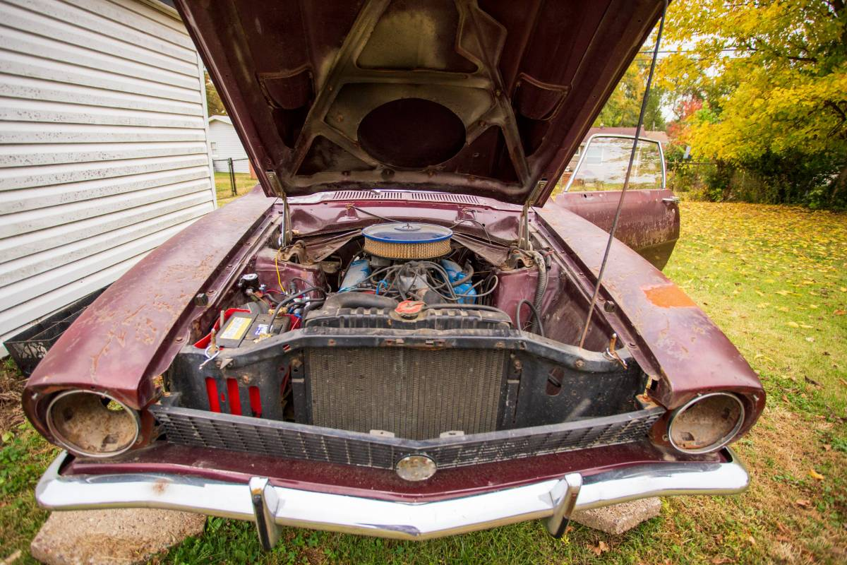 1971 Ford Maverick 2 Door 302 For Sale in Maryland Heights, MO