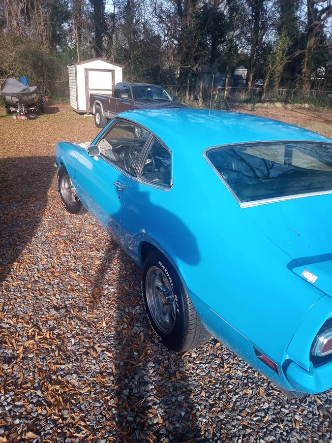 1973 Ford Maverick 2 Door For Sale in Rock Hill, SC