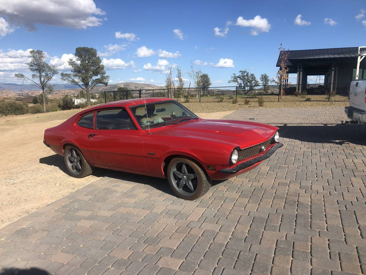 1970 Ford Maverick 2 Door For Sale in Prescott, AZ